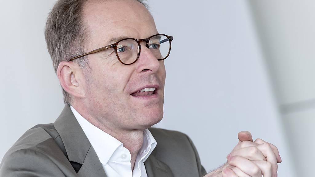 Der Zürcher Finanzvorsteher Daniel Leupi (Grüne) rechnet mit roten Zahlen im kommenden Jahr. (Archivbild)