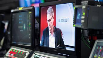 Stromausfall: «Tagesschau»-Moderator Franz Fischlin wird zur Stimme der Krise.
