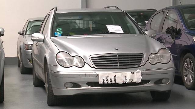 Deutscher Raser verurteilt – Mercedes erhält er zurück