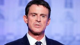 Er tritt an bei den Präsidentschaftswahlen: Der aktuelle französische Premierminister Manuel Valls.