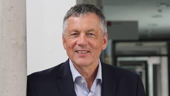 Werner Sprenger ist seit 27 Jahren in der «Schürmatt» tätig, seit drei Jahren ist er Direktor. Er wohnt in Gontenschwil.Rahel Plüss