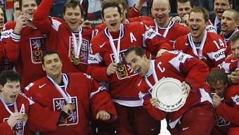 Nach Gold im Vorjahr holen die Tschechen 2011 WM-Bronze