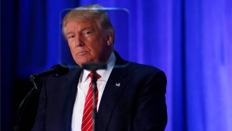 Donald Trump sorgt ebenso für Unsicherheit wie das massive Aufrüsten der Chinesen.