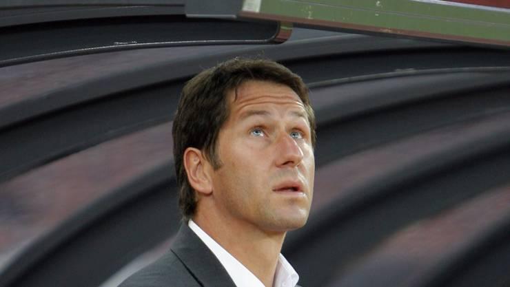 Franco Foda auf einer Archivaufnahme aus dem Jahr 2008