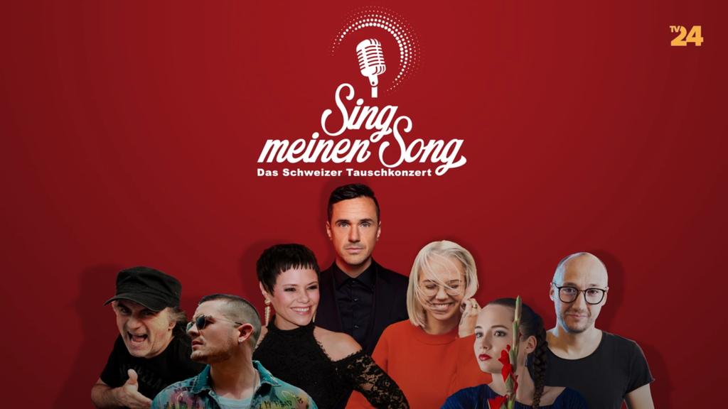 Diese Schweizer Stars lädt Seven zum grossen Tauschkonzert ein