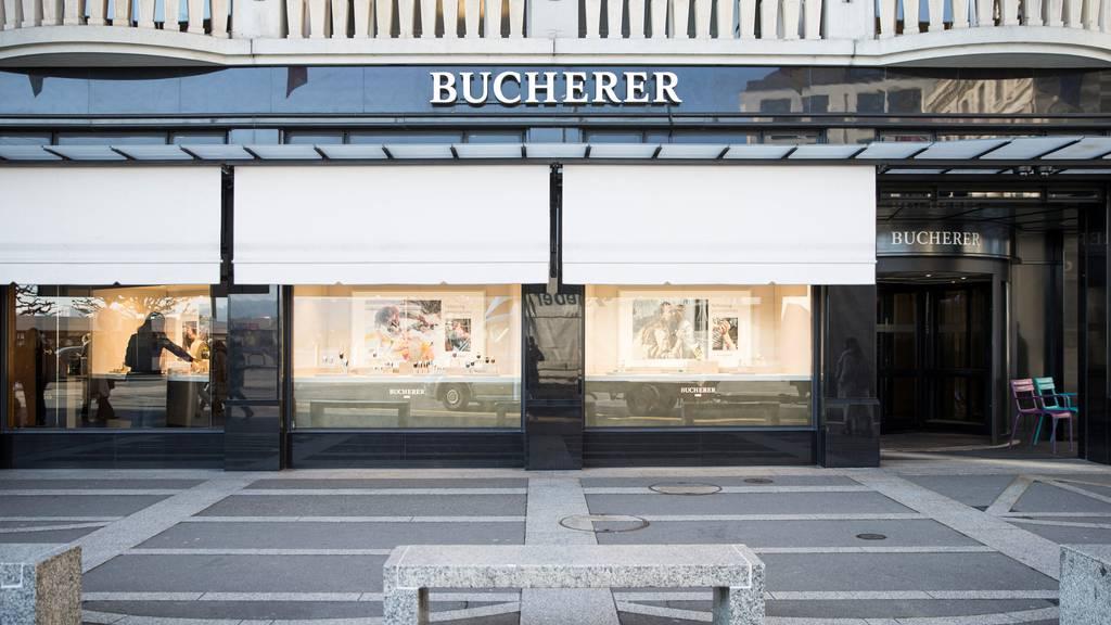 Uhren- und Schmuckverkäufer Bucherer baut 170 Stellen ab