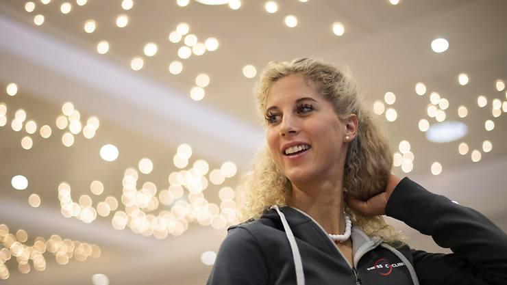 Jolanda Neff wurde einmal mehr als Schweizer Radsportlerin des Jahres ausgezeichnet