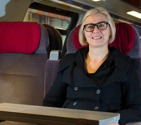 Bisher nicht angefragt: Jeannine Pilloud, ehemalige Leiterin Personenverkehr der SBB, seit kurzem Chefin von Ascom.
