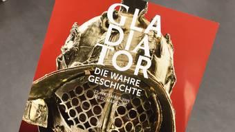 Verspricht, ein Knüller zu werden Die grossen Gladiatoren-Ausstellung in diesem Herbst in Basel.