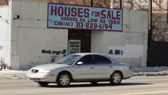 Detroit droht die Zahlungsunfähigkeit