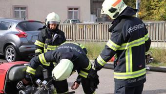 Die Feuerwehr Raurica zählt derzeit 110 Einsatzkräfte.