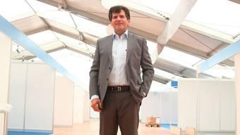 40000 Jugendliche erwartet OK-Präsident Peter Fröhlich.