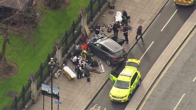 London: Polizei geht von Terror aus