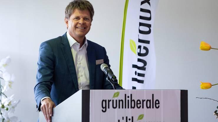 Ökothemen haben Hochkonjunktur: Das freut Jürg Grossen, den Präsidenten der GLP:
