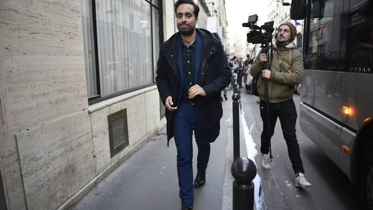 Macrons Mann für Pariser Rathaus ist draussen: Benjamin Griveaux.