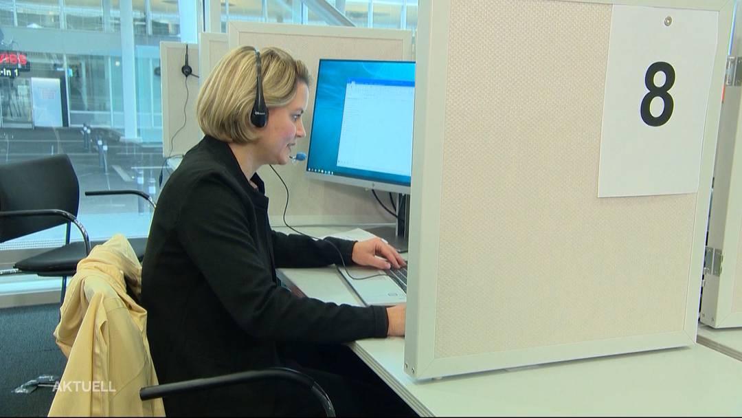 Mehr Personal für Contact Tracing im Kanton Aargau