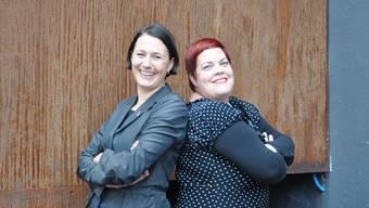 Connie Fauver und Sandra-Anne Göbelbecker haben «frauenaargau» gemeinsam seit 2012 präsidiert, jetzt suchen sie eine Nachfolge. Es zeichnet sich eine Lösung ab.