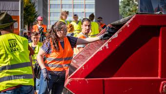Clean Up Day Grenchen