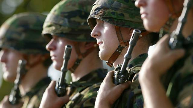 Gemeinsame Rekrutenausbildung: Die Schweiz und Österreich verstärken ihre Kooperation in der Sicherheitspolitik.
