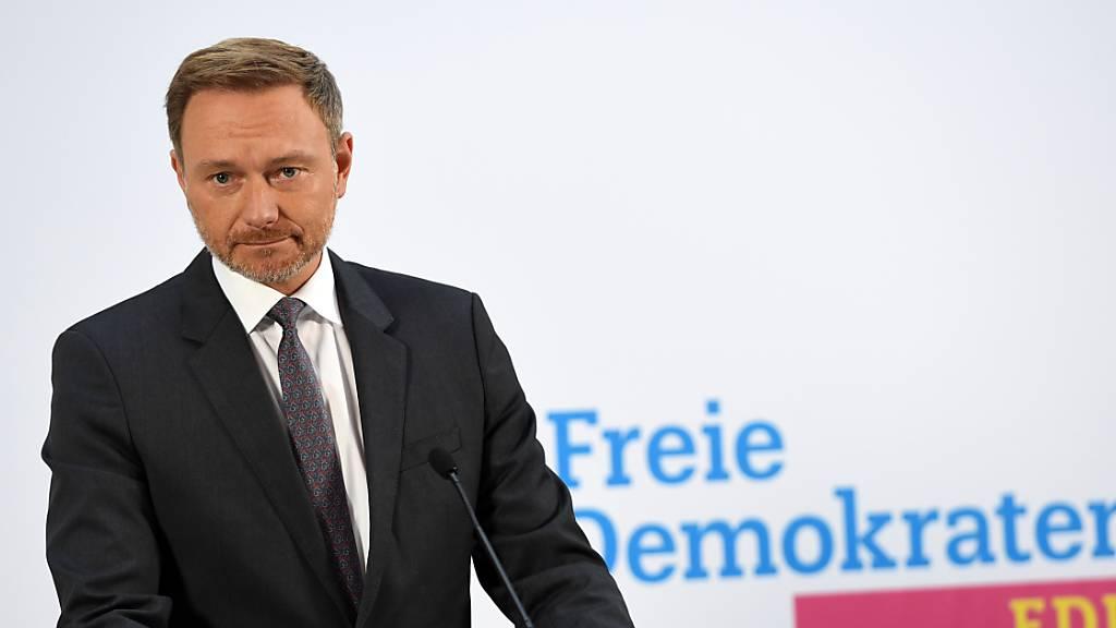 Auch deutsche FDP stimmt Aufnahme von Koalitionsverhandlungen zu
