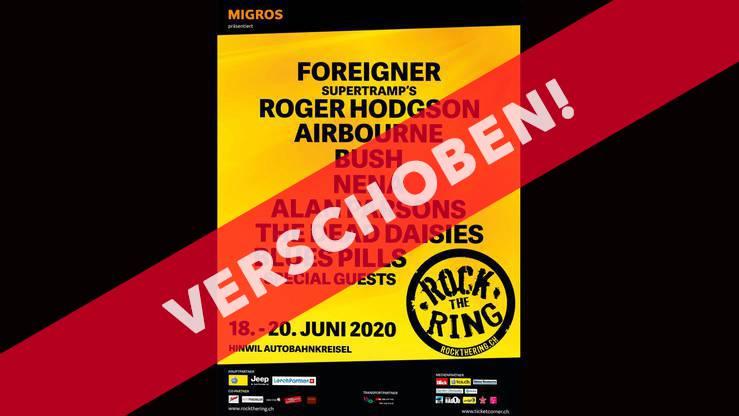 rock the ring _ verschoben