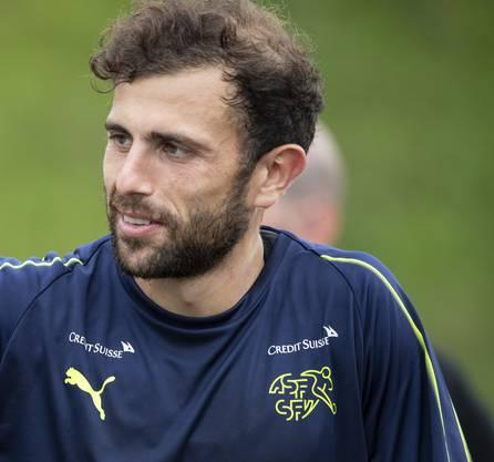 Admir Mehmedi über seine Rolle als Spieler, über den wenig geredet wird.