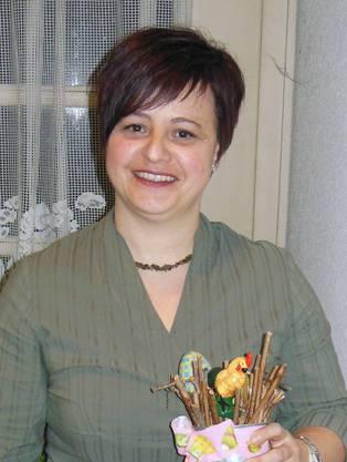 das neue Vorstandsmitglied Katya Döbeli