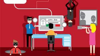 Die Möglichkeiten, wie Hacker zu Daten kommen, sind zahlreich, doch fast immer wird eine menschliche Schwäche ausgenutzt.