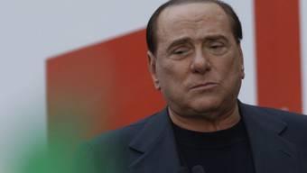 Silvio Berlusconi, Ex-Ministerpräsident und Senator (Archiv)