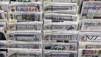 Vier Zeitungen wechseln vom Südostschweiz-Verbund zur NZZ-Gruppe