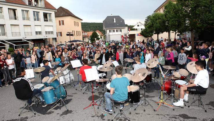 Schlagzeugensemble