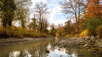 Dürre Aargau November
