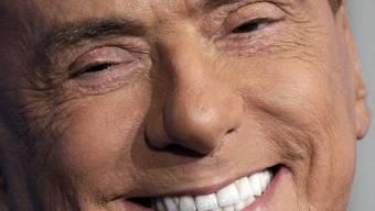 Kinderschänder, falsche Zähne und Aussagen vor Gericht? Na und? Alles eine Frage des Geldes. (Silvio Berlusconi in einer Aufnahme vom Januar 2018)