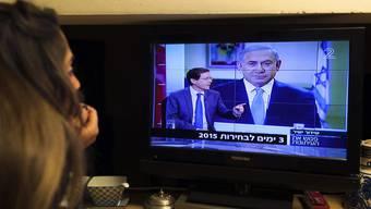 Beliebt und glaubwürdig: Der private israelische TV-Sender «Channel 2».