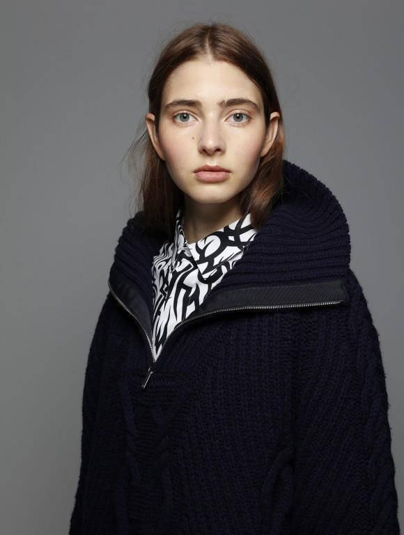 Helena Fritz (20) aus Nebikon (LU) (© Style Magazine/ Sabine Villiard)