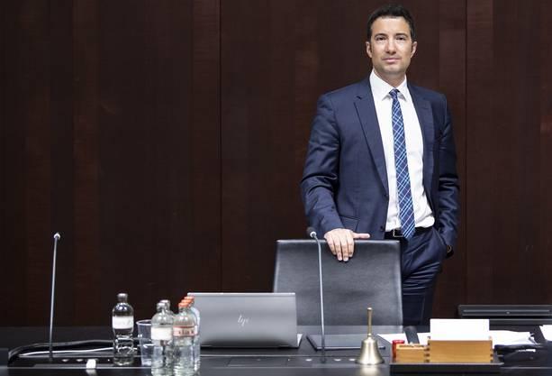 FDP-Ständerat Andrea Caroni.