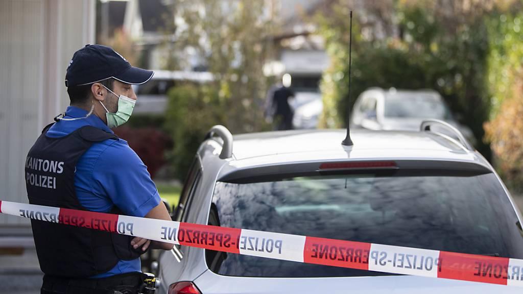 Vater soll drei Kinder vergiftet und erstickt haben