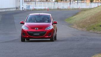 Mazda 2 EV Range Extender