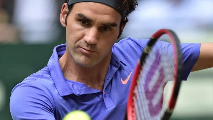 Roger Federer ist ein Mann für die Geschichte