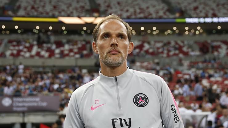 Möchte mit Paris Saint-Germain an die Erfolge der letzten Saison anknüpfen: Thomas Tuchel