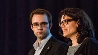 Wer wird neuer Gemeindeamman? Titus Meier oder Barbara Horlacher?