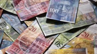 Die meisten Kantone geben mehr Geld aus als sie einnehmen