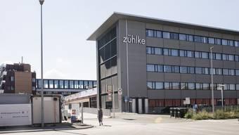 Ein Rundgang durch die ehemalige NZZ-Druckerei