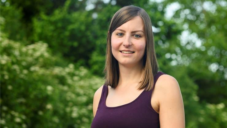 Elena Flach, 27, aus Endingen möchte nun auch in Bundesbern Fuss fassen.
