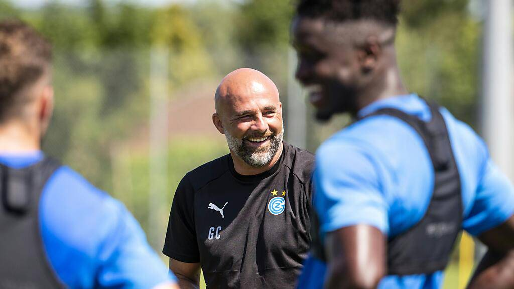 Konnte Cheftrainer Giorgio Contini aus seinen Hoppers bereits eine Einheit formen?