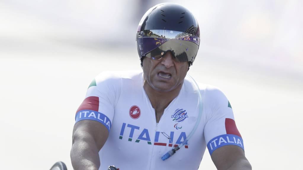 Alessandro Zanardi musste wieder auf die Intensivstation verlegt werden