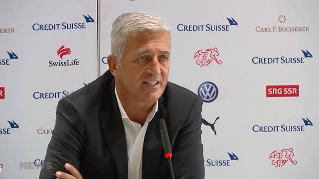 Petkovic bleibt im Amt: Fussball-Manager Heusler und Heitz sollen aushelfen