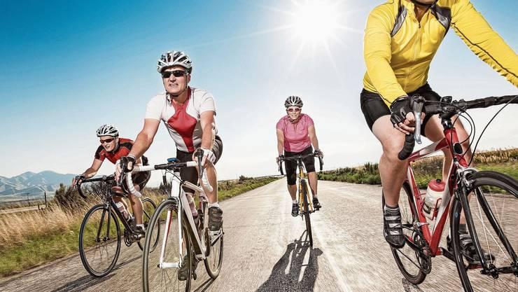 2020 fahren mehr Schweizerinnen und Schweizer Velo. Als ÖV- und Fitnesscenter-Ersatz, um schöne Ecken zu sehen.
