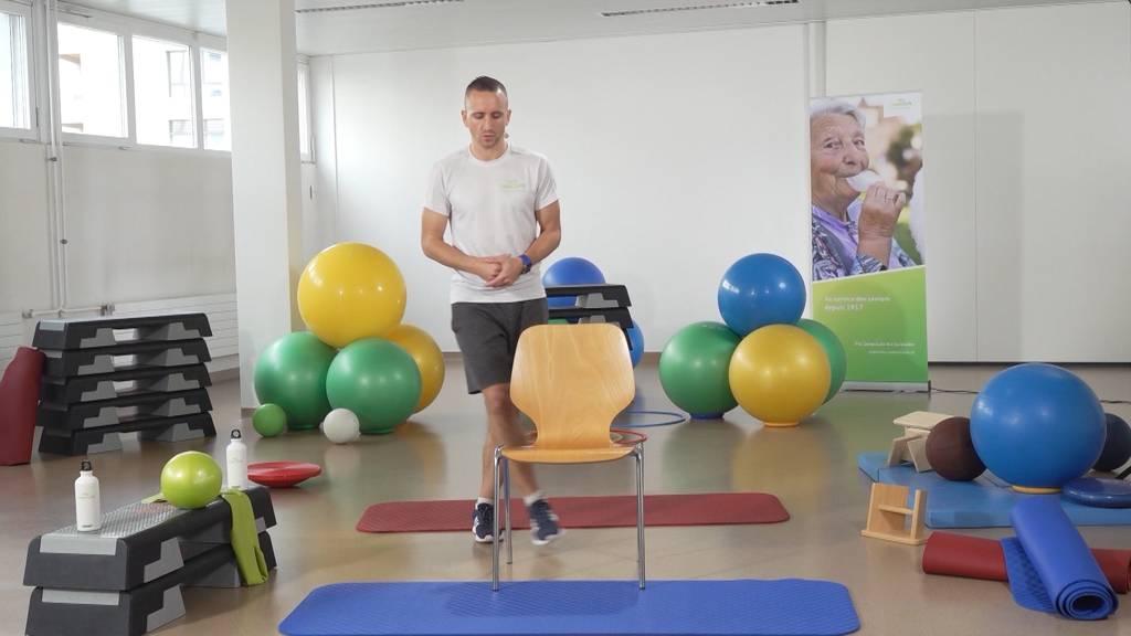 «Gymnastik im Wohnzimmer» vom 15. Juli 2021