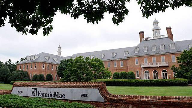 Hauptsitz von Fannie Mae in Washington (Archiv)